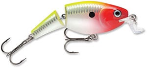 Jointed Shallow Shad Rap JSSR_CLN