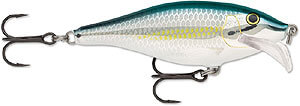 Rapala Scatter Rap Shad SCRS ALB