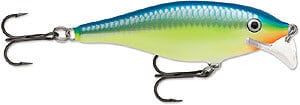 Rapala Scatter Rap Shad SCRS CRSD
