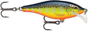 Rapala Scatter Rap Shad SCRS HS
