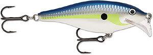 Rapala Scatter Rap Shad SCRS HSD