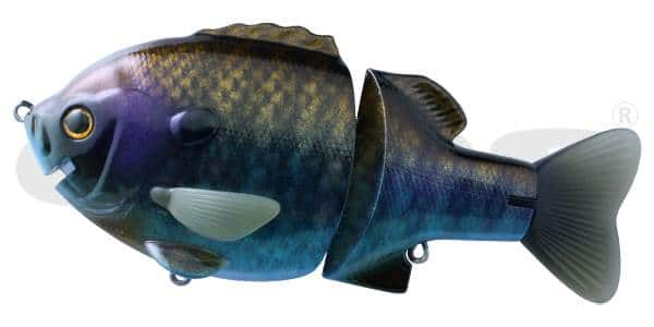Deps Bullshooter-Blue Lightning Limited Color