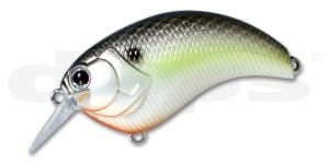 Deps Evoke-Black Back Shad