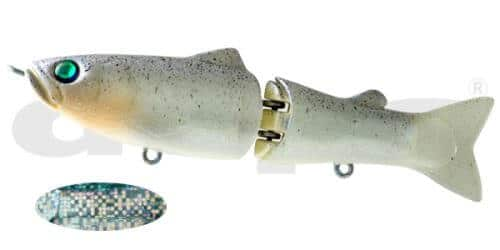 Deps Slide Swimmer 115-Splatter Horn
