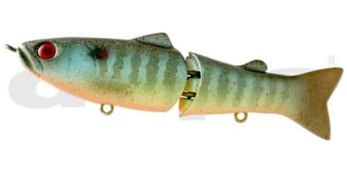 Deps Slide Swimmer 115-Splatter Sunfish