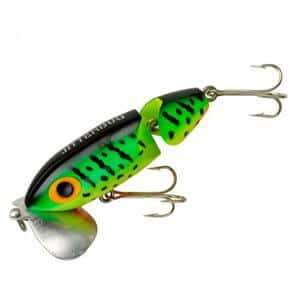 Arbogast Jitterbug Jointed-Fire Tiger