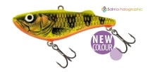 Salmo Zipper-GFP-Gold Fluo Perch