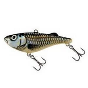 Salmo Zipper-SBR-Silver Black Red