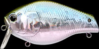 Lucky Craft Bullfish color-BULL-254-MSMJHRGMS-MJ Herring-Aurora Wakasagi