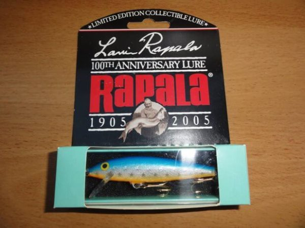Lauri Rapala 100th Anniversary Limited Edition-color-ENS-Blue