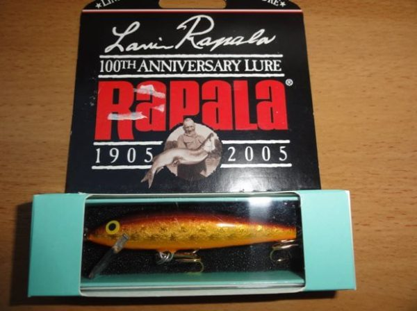 Lauri Rapala 100th Anniversary Limited Edition-color-ESK-Gold