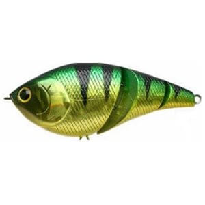 Lucky Craft Fat Smasher color-280-AGPC-Aurora Green Perch