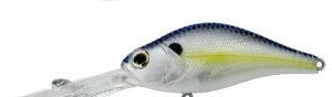 Lure River 2 Sea Hi-Dep Color Aurora Chartreuse Shad