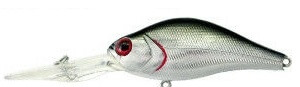 Lure River 2 Sea Hi-Dep Color Chrome Black