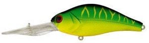 Lure River 2 Sea Hi-Dep Color Matte Green Tiger