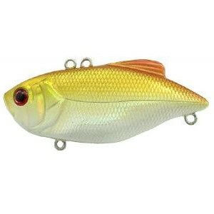 Lure River 2 Sea Twin Vibe Color Gold Fish