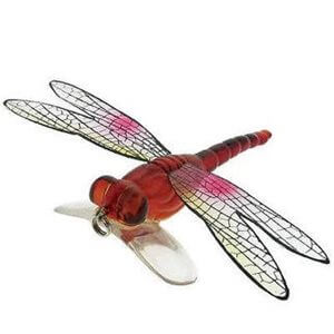 Lure River 2 Sea Dragonfly Popper Color Red
