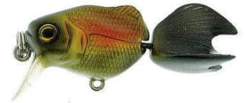 Lure River 2 Sea Gold'N Crank Color Gold Brown