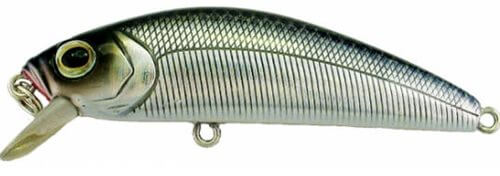 Lure River 2 Sea Humbug Color Laser Minnow
