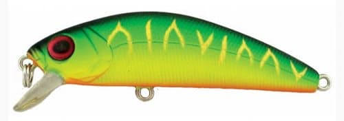 Lure River 2 Sea Humbug Color Matte Green Tiger