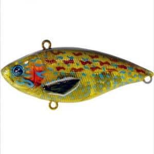 Lure River 2 Sea Ruckus Color Real Sunfish