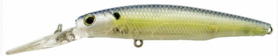 Lure River 2 Sea Suspen 88 Color Aurora Chartreuse Shad