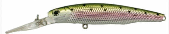 Lure River 2 Sea Suspen 88 Color Laser Stock Trout