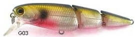 River 2 Sea V-Joint Minnow Color g03