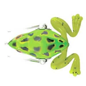 River 2 Sea Wood N Waddle Frog wf01-poison tree frog