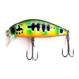 Shallow Diving Lure River 2 Sea Baby Minnow s27