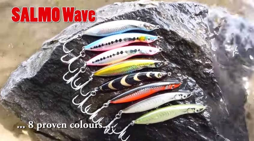 Colors Salmo Wave