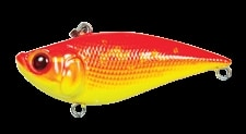 Lipless Lure Cultiva Mira Vibe Color Hot Bass-60