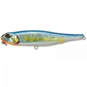 Topwater Lure Cultiva Tango Dancer Color Blue Back-15