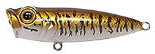 Topwater Lure Owner Cultiva Gobo Popper Color Small Mouth-52