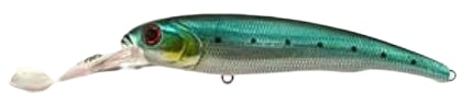 Trolling Lure River 2 Sea Downsider Minnow Color hb-06
