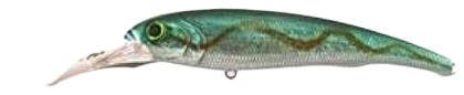 Trolling Lure River 2 Sea Downsider Minnow Color s-06