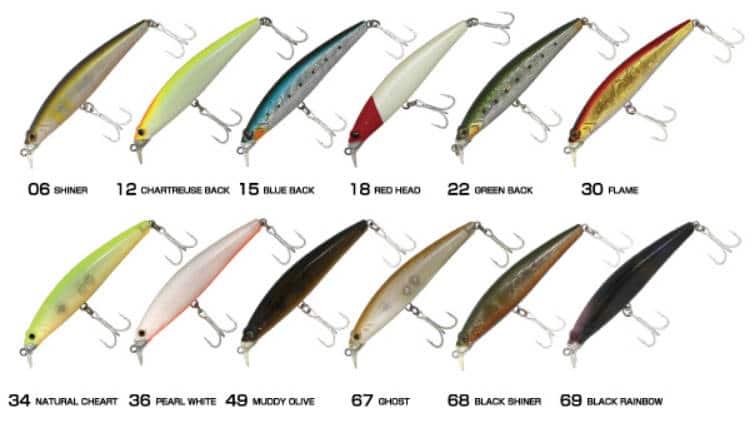 Cultiva Savoy Minnow Colors