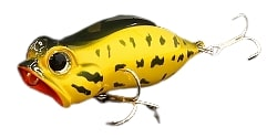 Lucky Craft Keroll Yellow Bass-0220