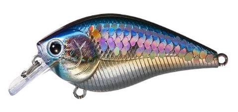 Lucky Craft LC Silent Squarebill Color American Shad-270