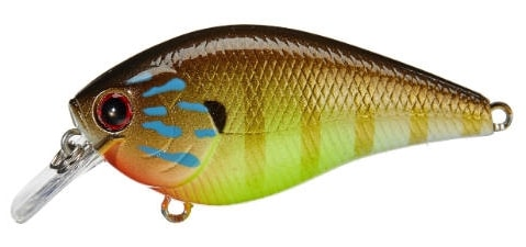 Lucky Craft LC Silent Squarebill Color Cowboy Gill-304