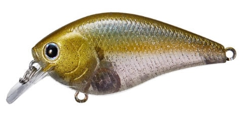 Lucky Craft LC Silent Squarebill Color Flake Flake Golden Sexy Minnow-179