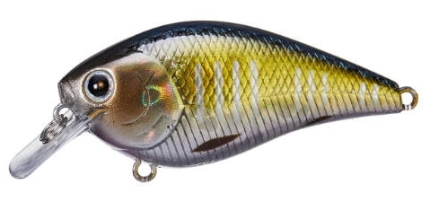 Lucky Craft LC Silent Squarebill Color Keta Bass-193