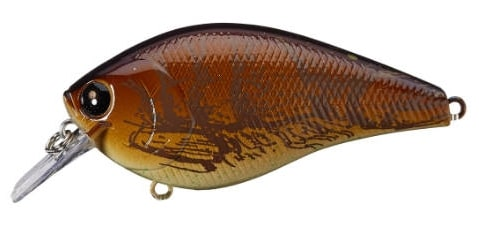 Lucky Craft LC Silent Squarebill Color Live Brown Craw-429