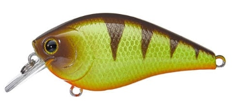 Lucky Craft LC Silent Squarebill Color Northern Walleye-859