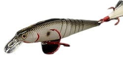 Lucky Craft Live Pointer Color Or Tennessee Shad-77