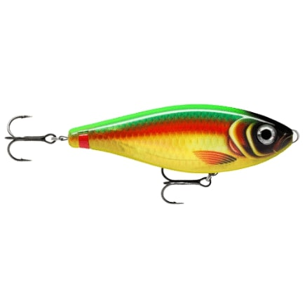 Rapala X-Rap Haku Color Bright Parrot-BPRT