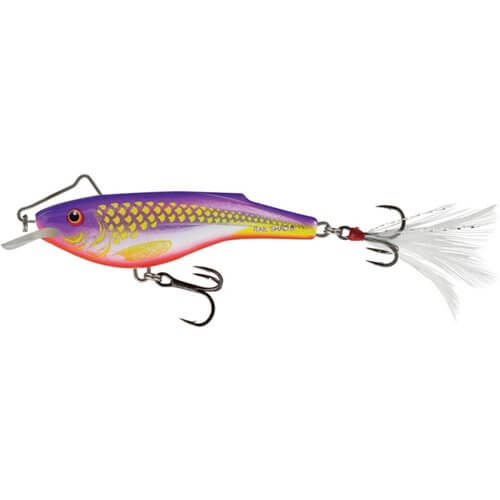 Salmo Rail Shad Color Holographic Purpledescent