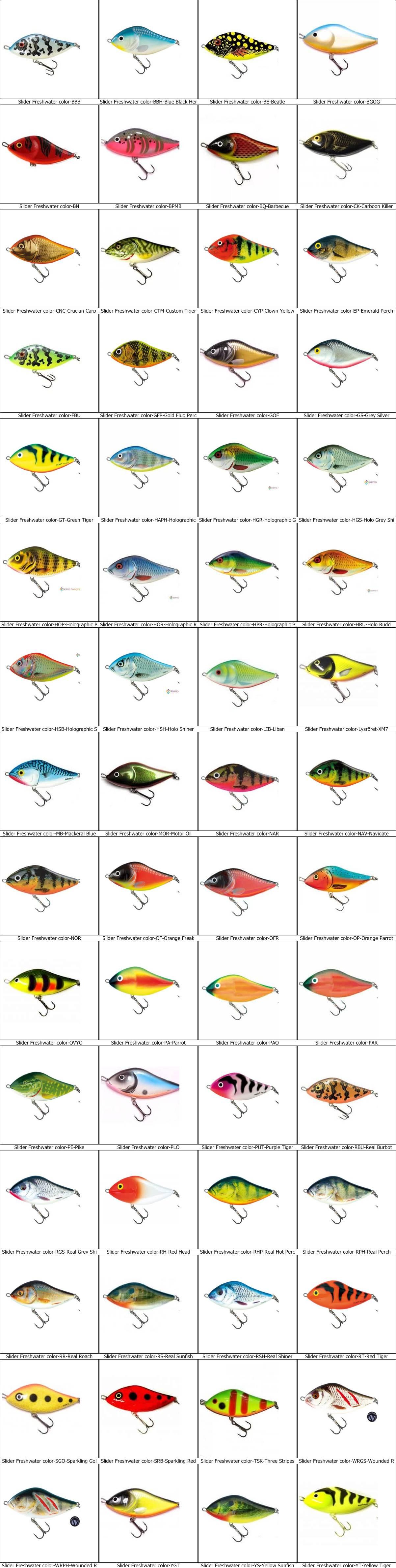 test Slider Freshwater colors