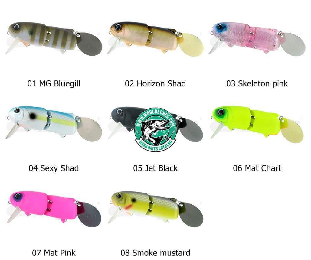 Deps MT Wake Colors