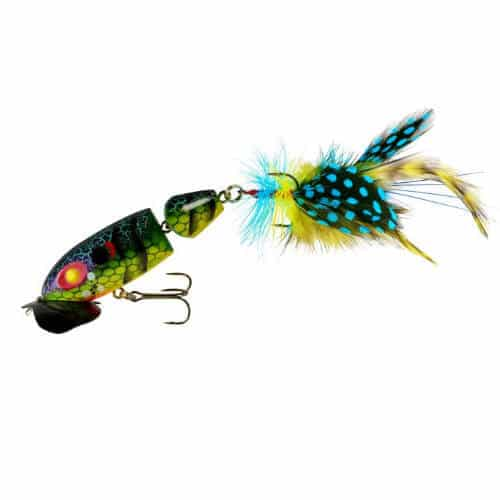 Arbogast Jointed Jitterbug 2.0 Blue Kill